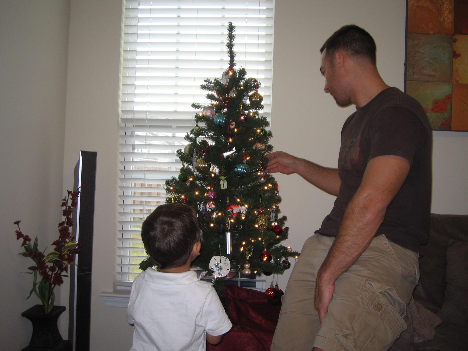 christmas in november - Small Christmas Tree With Lights