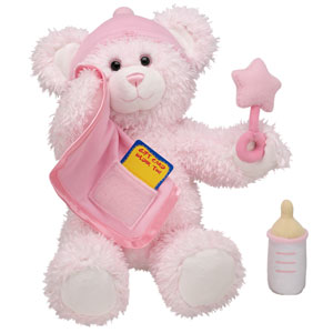 build a bear with personalized sound message