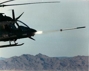 kiowa rocket