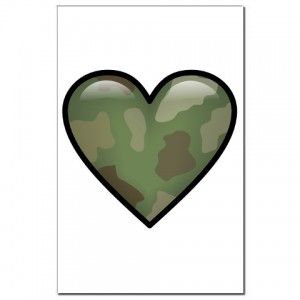 army heart