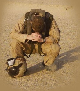 soldier prayer - pray FAST