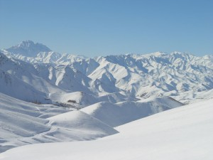 winter in afghanistan