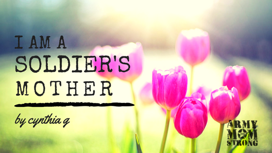 Poem - I am a soldier's mother