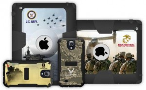 Enter Giveaway for a Military Edition Case for Smartphone or Tablet!
