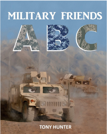 Military Friends ABC Book review