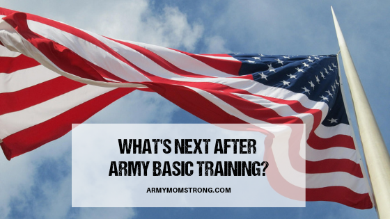 whats next after army basic training