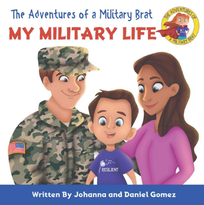 adventures of a military brat book