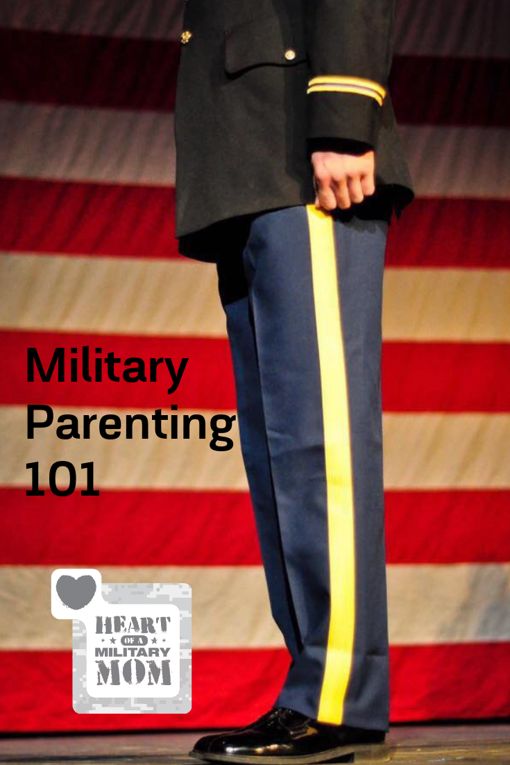 Get the free guide for military moms