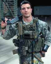 Army Ranger Killed in Action