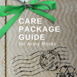 Army Mom Care Package Guide