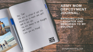 Army Mom Uses Journal to Share Memories with Deployed Soldier