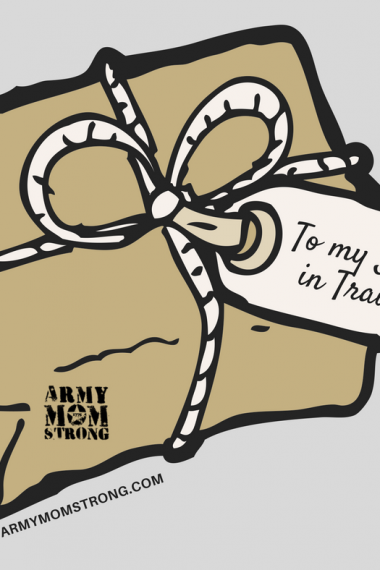 What can you send in a Package to Army Basic Training?